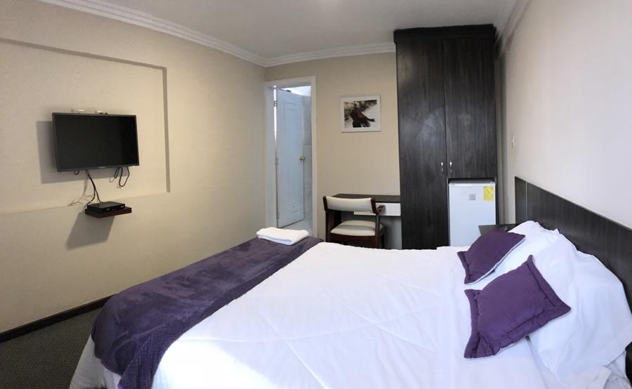Habitación Doble Superior Hotel Santa Ana