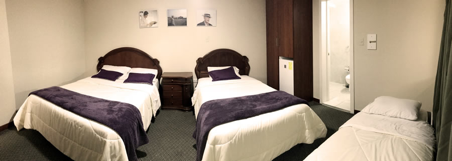 Habitación Familiar Hotel Santa Ana